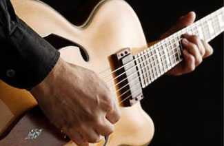 Guitar Lessons (Jazz)