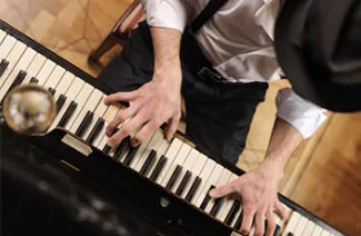 Piano Lessons (Jazz)