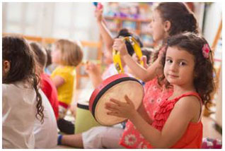 Group Music Classes for Kids
